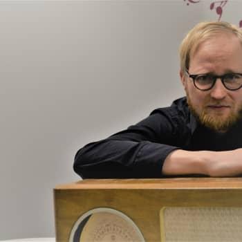 Toimittaja Pekka Vahvanen on nykyajan luddiitti