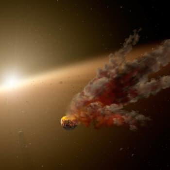 Asteroiden som kunde göra oss alla till miljardärer