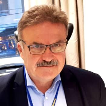 Minkälaisen kuohunnan tilassa EU on, kun uusi komissio tulee aloittamaan työnsä, Antti Peltomäki?