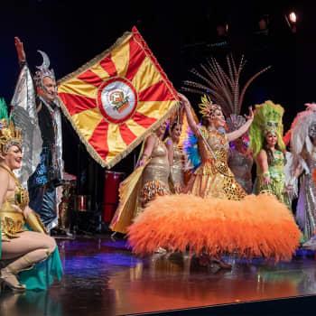 Sambakarnevaalit pintaa syvemmältä - machokulttuurin vai yhteisöllisyyden juhlaa?