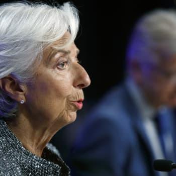 Varman Risto Murto toivoo Christine Lagarden taivuttelevan euromaat yhteisen finanssipolitiikan taakse