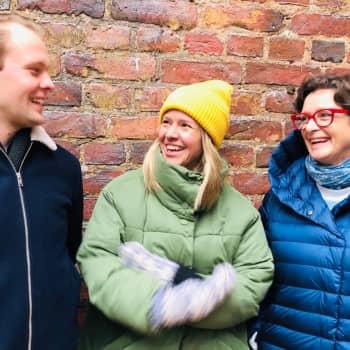Dennis Nylund söker balans mellan sina emotionella toppar och dalar