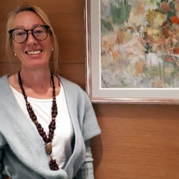 Sophia Jansson: Taiteilijan työ on sekä kulttuuria että liiketoimintaa