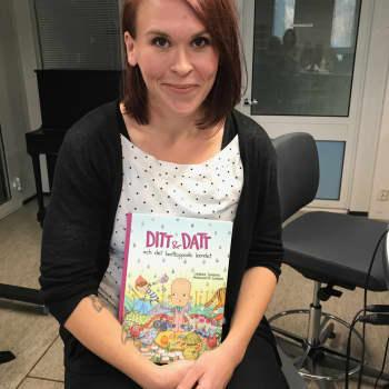 """Sandra Sundvik skrev pjäsen och boken om """"Ditt och Datt"""""""