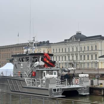 Itämerta tutkii pian uusi Augusta-alus