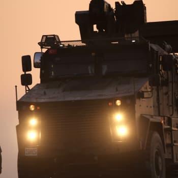 Turkin sotatoimet kertovat poikkeuksellisesta päättäväisyydestä