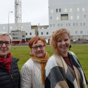 Seinäjoen sairaalanmäellä puhaltavat pian psykiatrian uudet tuulet