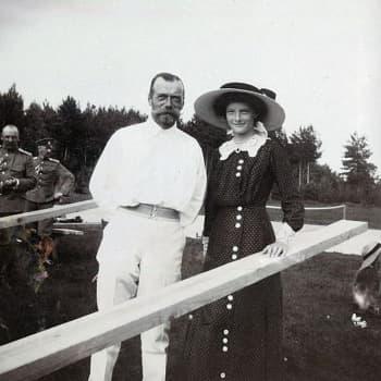 Kuuntele: Venäjän viimeisen keisarin Nikolai II:n kesänviettopaikka ja kuuluisa kivilouhos halutaan avata matkailijoille Virolahdella