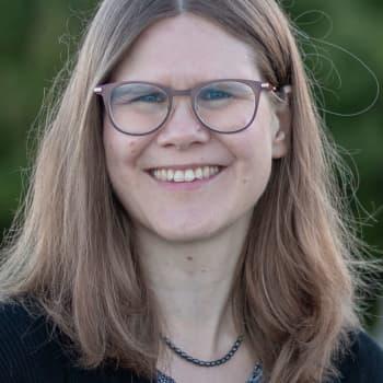 "Ann-Sofie Carlsson om sin nya bok ""Labyrinten"""