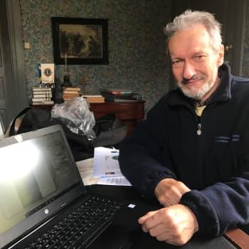 Bjarne Ismark ger ut boken Disa-mer än 100