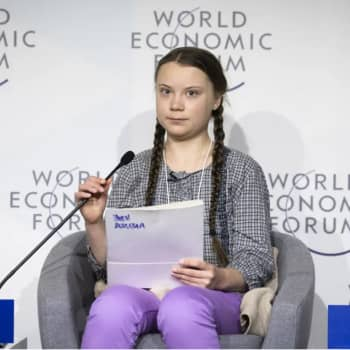 """Saako Greta Thunbergia arvostella? - """"Gretan hahmo on muuttunut journalistien toimesta koskemattomaksi"""""""