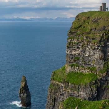 Milloin Irlannin saari saattaisi yhdistyä, väitöskirjatutkija Susanna Sulkunen?