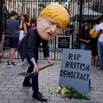 Demokratian kriisi, diktaattorimaisia otteita - brexit hinnalla millä hyvänsä?