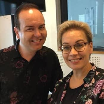 Antti Salmela ja Virve Mattila sydämellään mukana Laila Kinnusen elämässä