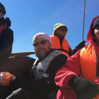 Del 6: Med segelbåten Tjutt-Tjutt från Kökar till Sottunga