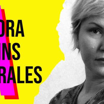 Muusikko-kirjailija Astrid Swan: Aktivisti Aurora Levins Morales vaikuttaa vammoistaan huolimatta