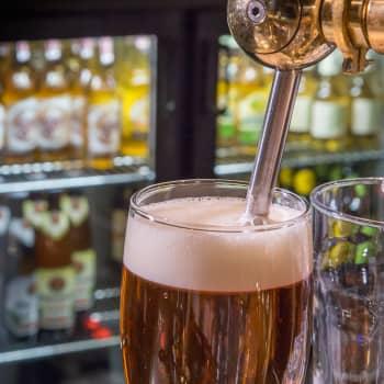 Ruosniemen panimon uusiin tiloihin nousee myymälän lisäksi olutbaari ja kesäterassi