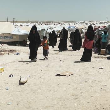 Pääsevätkö Isis-leirin suomalaiset kotiin? Ratkaisu lähiviikkoina