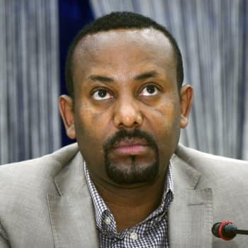 Etiopian kilpailu vallasta