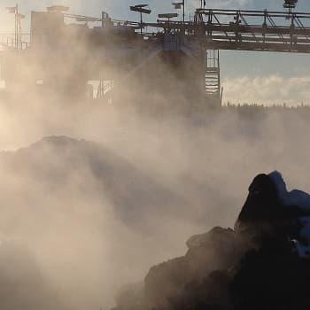 Uraani - uhka vai mahdollisuus Talvivaarassa?