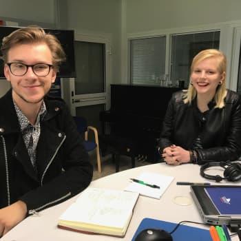 Philip Järvenpää om första soloturnén och ny låt
