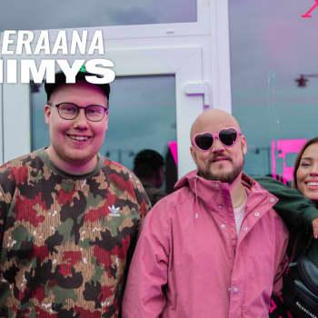 YleXPop 2019: Vieraana Pyhimys