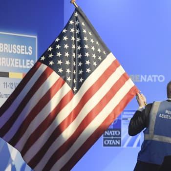 Trump vierailee Euroopassa - mutta missä?