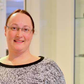 Eva-Maria Strömsholm om gynekologisk cancer