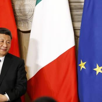 Kiina tulee Eurooppaan - muuttuuko suhtautuminen?