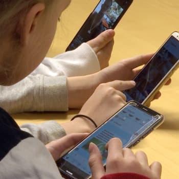 5.-luokkalaiset seuraavat uutisia sosiaalisesta mediasta ja netistä