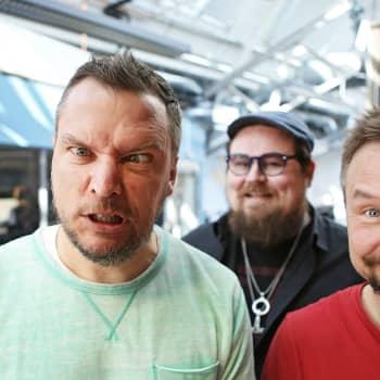 Kallen Kantapöytä: Mitä on toksinen positiivisuus?
