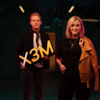 X3M Morgon: Hyvä Houmenta med Simon