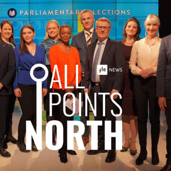 Yle News Debate 2019 - All Points North special edition