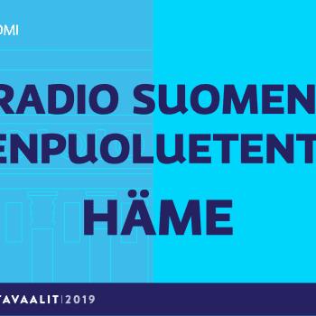 Eduskuntavaalit 2019: Pienpuoluetentti, Hämeen vaalipiiri