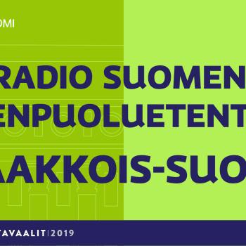 Eduskuntavaalit 2019: Pienpuoluetentti, Kaakkois-Suomen vaalipiiri