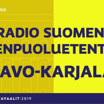 Eduskuntavaalit 2019: Pienpuoluetentti, Savo-Karjalan vaalipiiri