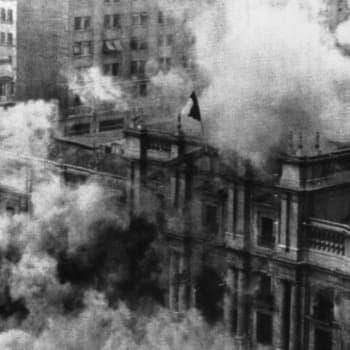 Chilen sotilasvallankaappaus