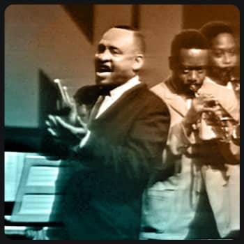 Lionel Hampton Orchestra Kulttuuritalolla 12.9.1966