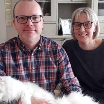 Daniel och Susanne Björkstrand om att adoptera