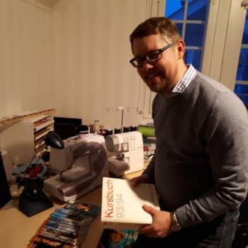 Finlandssvenska nördar, Tågtidtabellsgurun, Torbjörn Sandell