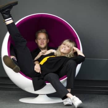 """X3M Morgon: Christoffer """"Mumin"""" Strandberg gästar och försvarar nya Muminlåten"""