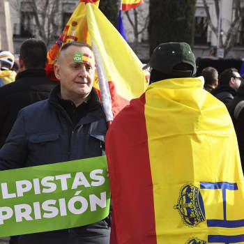 Oikeistopopulismi nousee Espanjassa