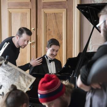 Elokuva Selim Palmgrenista valmistuu syksyllä 2019