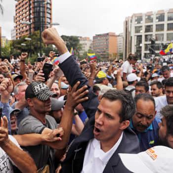 Mistä Venezuelan kaaoksessa on kyse?