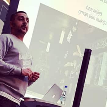 Arman Alizad on mies, joka on tehnyt yrittäjänä rohkeita päätöksiä, kokeillut ja onnistunut