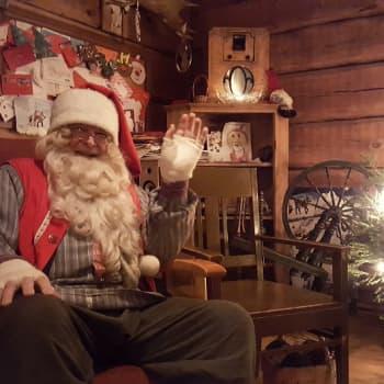 Joulupukin kiireet jatkuvat vuoden alussa