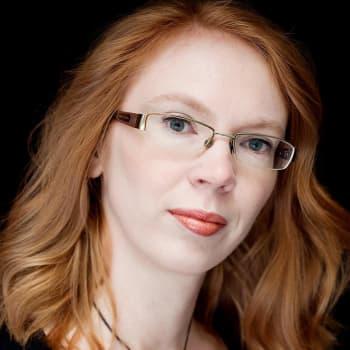 Maria Turtschaninoff kertoo romaanistaan Maresin voima