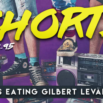 Shorts: What's eating Gilbert Levälampi?