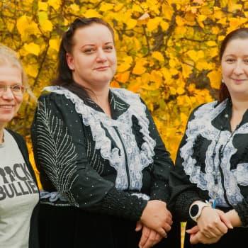 Kainuun romanihanke tukee opiskelussa ja työllistymisessä