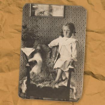 Sisällissodan jälkeen 2-vuotias Rauha ja sadat muut punaorvot siirrettiin sijaiskoteihin valkoiselle Pohjanmaalle